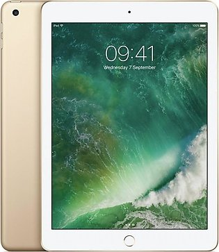 iPad 2017 9.7 Inch Wi-Fi 128GB - Gold