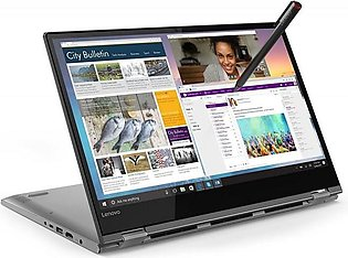 "Lenovo Flex 6 14"" 2-in-1 Laptop, Onyx Black, 81EM0008US"
