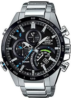 Casio (EDIFICE)「TIME TRAVELLER」EQB-501XDB-1AJF