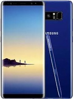 Samsung Galaxy Note 8 256GB Dual Sim Blue