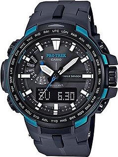 CASIO PROTREK PRW-6100Y-1AJF Triple Sensor Ver.3 Solar Men's Watch
