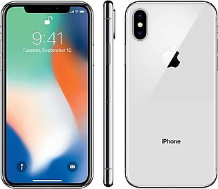 Apple iPhone X 256GB - Active - Silver