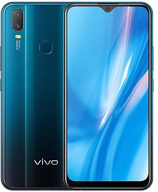 Vivo Y11 32GB 3GB Mineral Blue - Official Warranty
