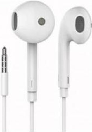 High Quality Original Gionee Handsfree For All Smart Phones - White