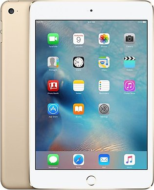 Apple iPad Mini 4 (128GB, Wifi, Gold)