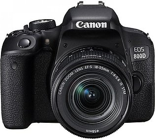 Canon EOS 800D Body + 18-55mm IS STM