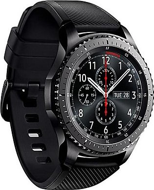 Samsung Gear S3 Frontier Smart Watch - Black