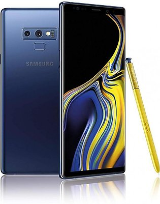 Samsung Galaxy Note 9 - Blue - Official Warranty