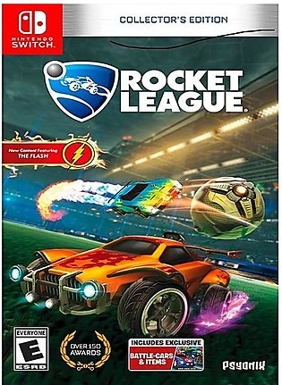 Rocket League: Collector's Edition - Nintendo Switch