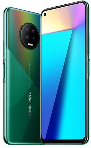 Infinix Note 7 (128GB 4GB) Forest Green Official Warranty