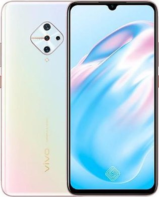 Vivo S1 Pro 128GB 8GB Dreamy White - Official Warranty