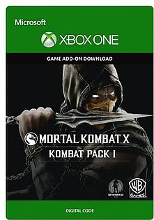 Mortal Kombat X: Kombat Pack 1 - Xbox One Digital Code