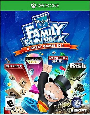 Family Fun Pack - Xbox One