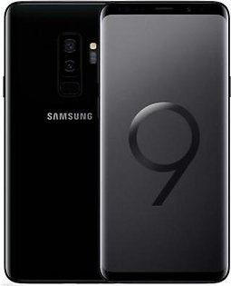 Samsung Galaxy S9 PLUS 64GB Dual Sim Midnight Black
