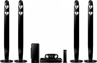 Samsung Smart 3D BluRay Home Theater System HT F6550W