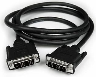 DVI to DVI Cable 1.5 Meter