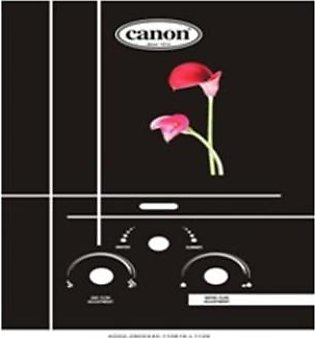 Canon Instant Gas Geyser INS 604