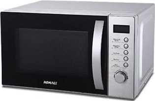 Homage Microwave Oven HDG 2014 SS with Grill