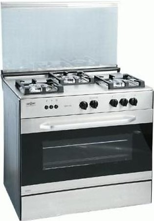 Nasgas Cooking Range EXM 334