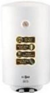 Super Asia Electric Water Heater 100 Liter MEH 100 Mega Series