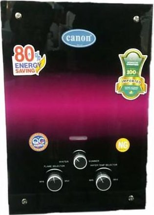 Canon Instant Gas Geyser INS 604C