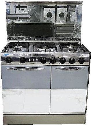 Esquire Cooking Range 5 Burner 640