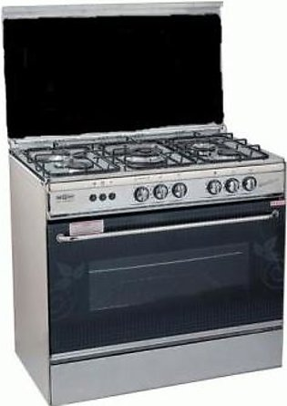 Nasgas Cooking Range EXC 534 Metal Top