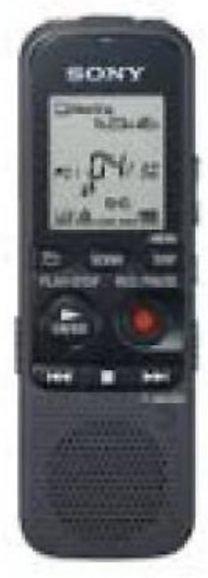 Sony 4GB PX Series MP3 Digital Voice IC Recorder with expandable memory capab...