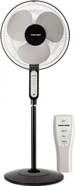 Black and Decker Pedestal Fan FS 1610R