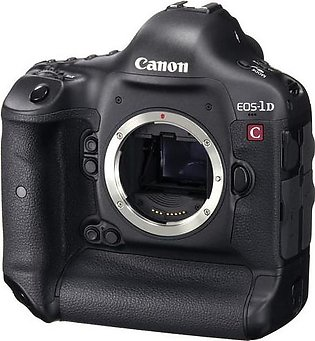 Canon EOS 1D C Camera Body Only