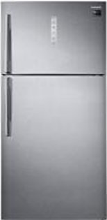 Samsung Refrigerator No Frost RT81K7010SLR Twin Cooling Plus