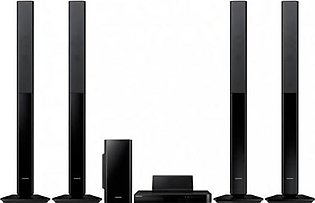 Samsung 3D BluRay DVD Home Theater System HT H5550 IMP
