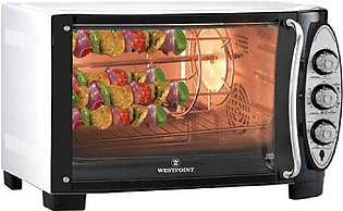 Westpoint Oven Toaster Rotisserie with BBQ WF 4800R