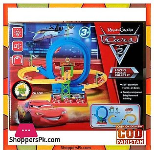 Children Toy Roller Coaster Cars Childrens Car Toy  Cheap
