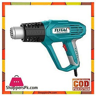 Total Tb1201 Heat Gun 2000W-Green & Black