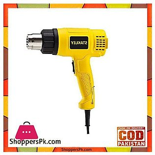 Stanley SXH1800 – Heat Gun  – Black & Yellow