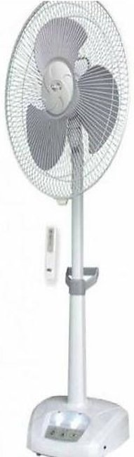 DS Accessories 220V Rechargeable Fan with Remote