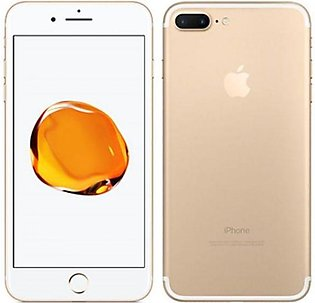 Apple iPhone 7 Plus (128GB, Gold) American Used Stock – PTA Approved