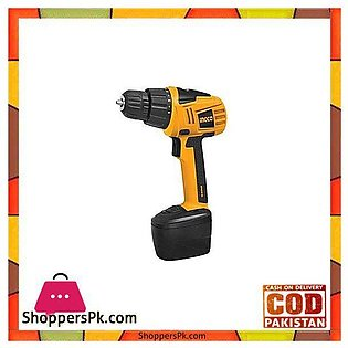 Ingco Cordless Drill Machine 18 Volts