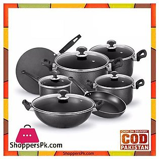 Sonex Classic Gift Pack – Nonstick Cookware Set – 12 Pieces
