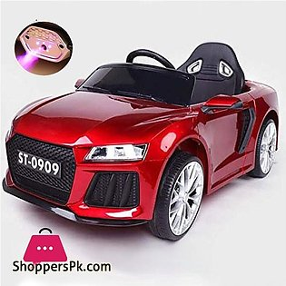 Battery Operated Hybrid Sports Kids Electric Rechargeable Ride on Car with Re...