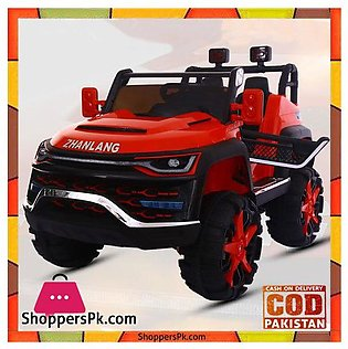 Battery Power Toy Ride on Car Two Seats kids Electric Car R/C Big  LN-SV-0074-6