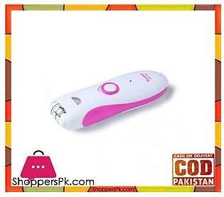 Innoverzgen  Rechargeable Epilator For Women – Pink & White