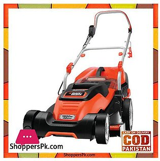 Black & Decker 1800W Edge Max Lawn Mower