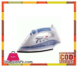 Westpoint Steam Iron – Blue & White