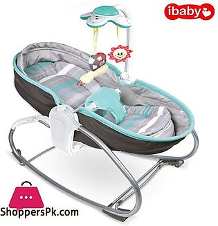 ibaby 3 in 1 Rocker Newborn Baby Rocking Chair Multifunctional Music Electric S…