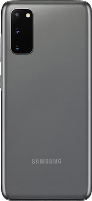 Samsung Galaxy S20 Dual Sim (4G, 8GB, 128GB, Cosmic Gray) With Official Warranty