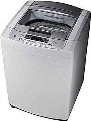 LG Top Load Fully Automatic Washing Machine – 10 Kg – T8507TEFTW