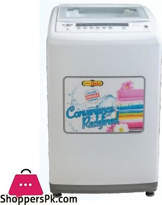 Super Asia Fully Automatic Front Load Washing Machine – (SA-6081)