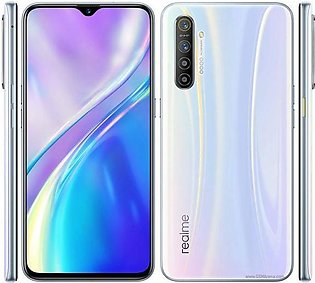 Realme XT Dual Sim (4G,8GB RAM, 128GB ROM,Pearl White) with 1 Year Official W...